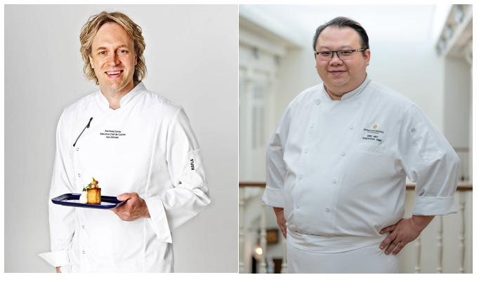 The Finland-Singapore Culinary Masters