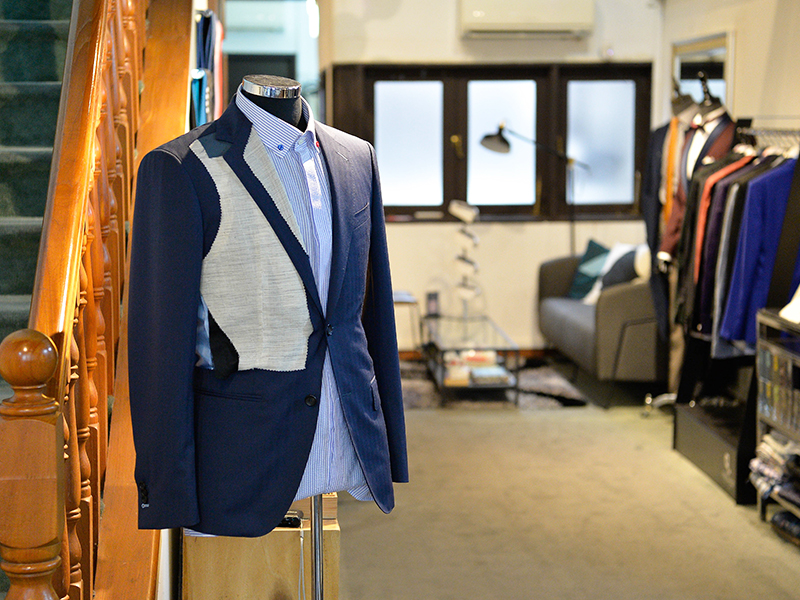 bespoke suits tailor q menswear