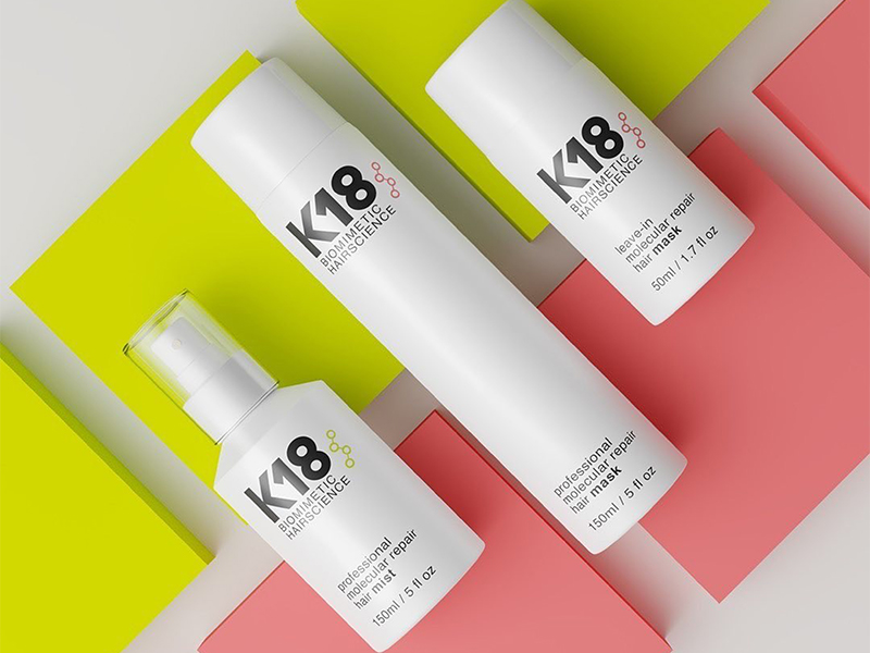 k18 hair mask for damaged hair treatment